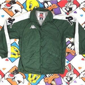 Vintage Kappa Coach's jacket
